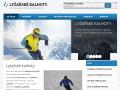 Kvalitní lyžarské kalhoty