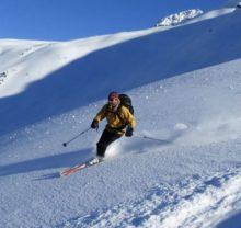 Skiareály Rakouska
